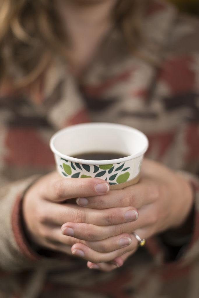 Nice warm cuppa!