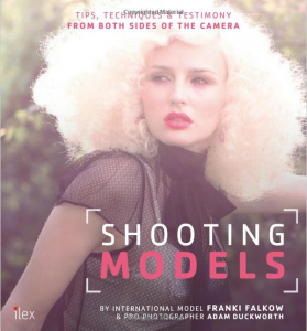If you're interested in shooting models, this is the book for you!